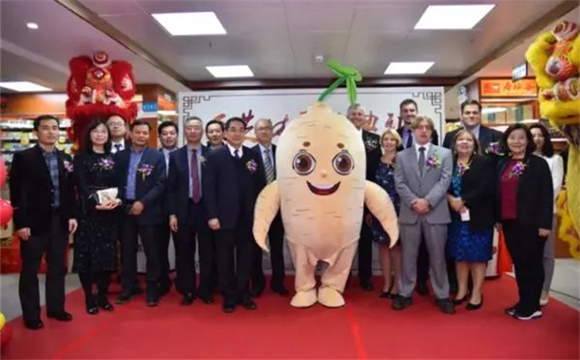 Caizhilin gains exclusive distribution rights for Wisconsin Ginseng in South China