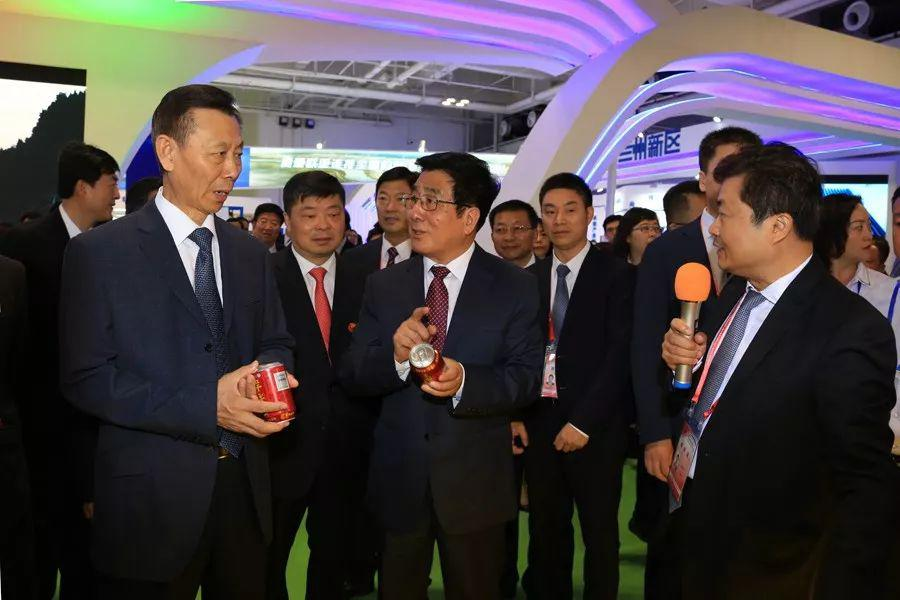 GPHL's chairman and delegation attend 24th Lanzhou Investment & Trade Fair