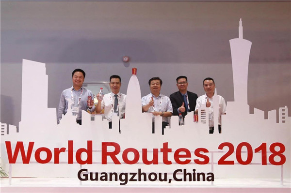 GPHL supports World Routes 2018