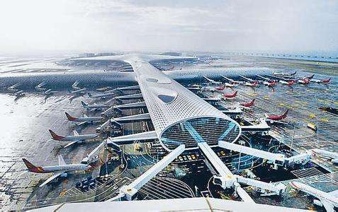 Guangzhou aims to become a global transportation hub by 2035