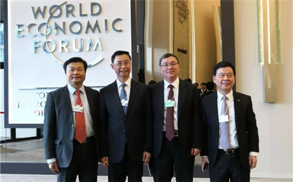 GPHL demonstrates TCM culture and key products at WEF