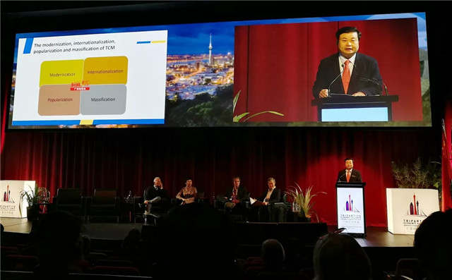 Li Chuyuan shares insights into TCM and health in New Zealand