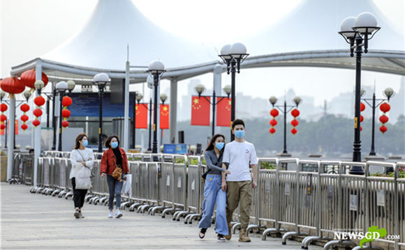 Districts in Guangzhou and Shenzhen now low-risk areas