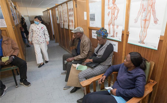 Namibian health official says ready to embrace traditional Chinese medicine to tackle COVID-19
