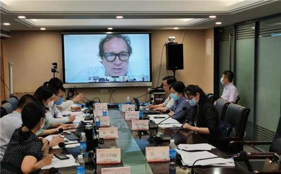 Guangdong shares COVID-19 experience with Latin American sister provinces