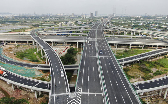 Guangdong plans to build 15,000 km of highways by 2035