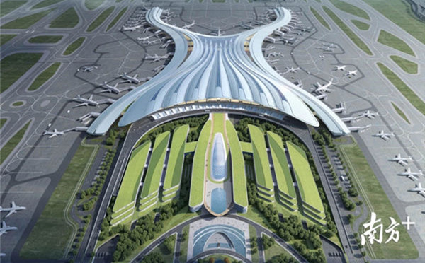 Guangzhou Baiyun Airport starts phase III expansion project