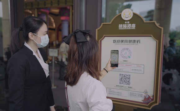 All should wear masks during their entire visit in hotels in Guangzhou