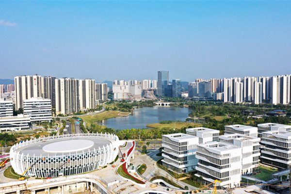 China's Ministry of Commerce highlights possibilities in this Sino-Singaporean project in Guangzhou