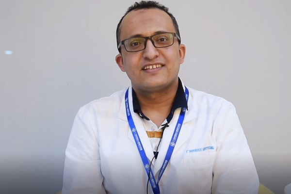Mahmoud AL-Azab: I hope the vaccine will bring our life back to normal