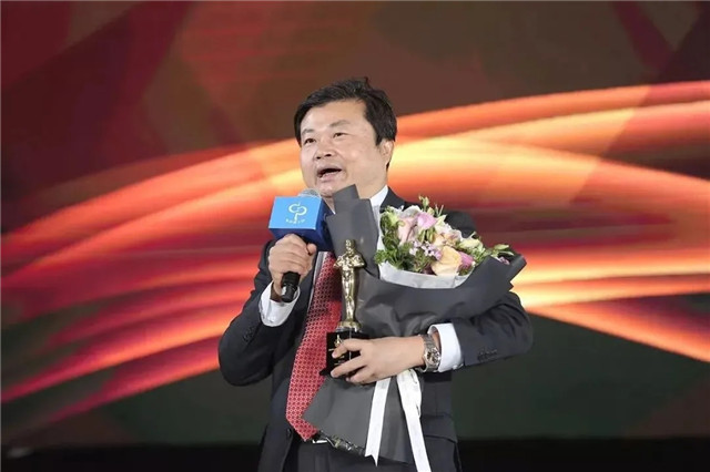 GPHL chairman Li Chuyuan awarded a pioneer title for a national brand project