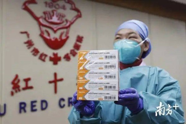 2500 Guangzhou taxi drivers to be vaccinated against coronavirus