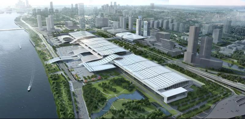 Canton Fair Complex Phase IV to be put into use by 2022