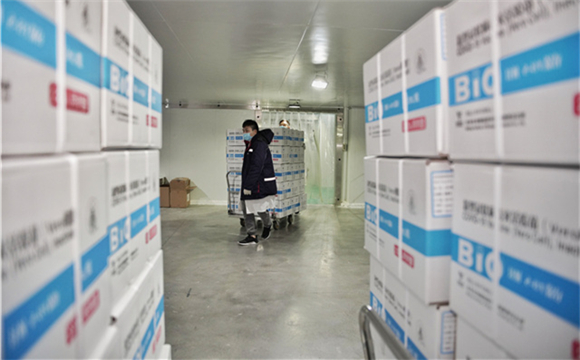 Over 130 million doses of COVID-19 vaccines administered in Guangdong