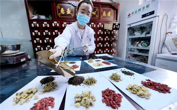 TCM can help halve COVID-19 death rate: report